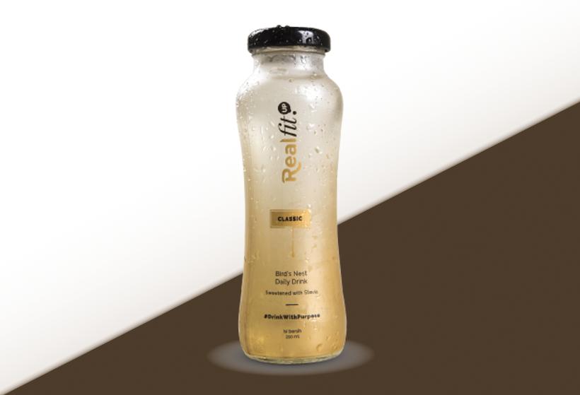 Minuman Sarang Burung Walet Realfit CLASSIC 210ml