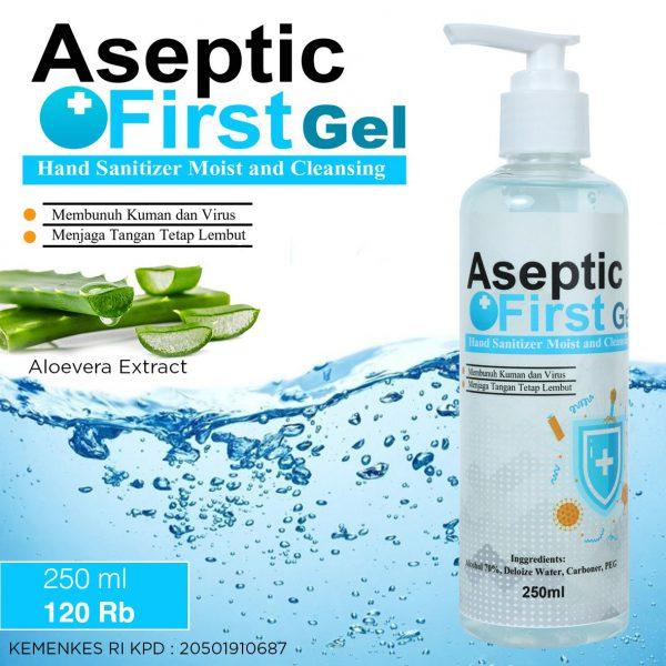 hand sanitizer,aseptic,250ml